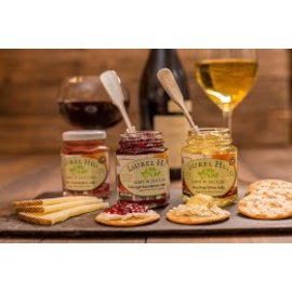 Laurel Hills Farms Wine and Tea Jelly / Fig Jam