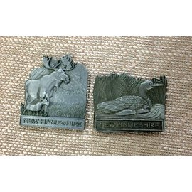 Lindon Associates Pewter Magnets