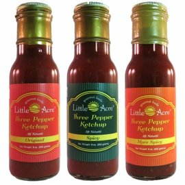Little Acre Three Pepper Ketchup