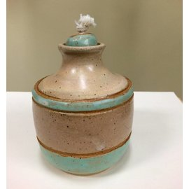 Marissa Vitolo Ceramic Oil Lamp