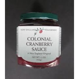New England Cranberry Colonial Cranberry Sauce