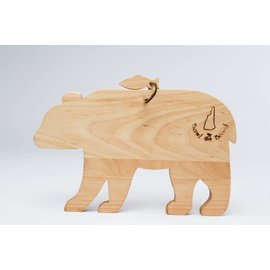 NH Bowl & Board Bear Cutting Board