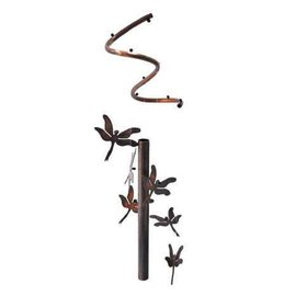 Poppy Seed Wind Chimes - Dragonfly - The Poppy Seed