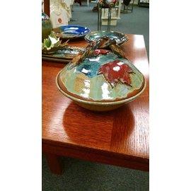 Rainmaker Pottery Ceramic Casserole