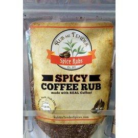 Rub Me Tender Spicy Coffee Rub