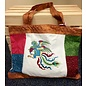 Sew B It! Fabric/Embroidered Tote Bag