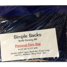 Simple Sacks Nylon Personal Care Bag