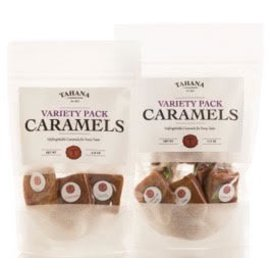 Tahana Caramels Variety Pack Caramels