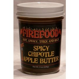 Firefood Spicy Chipotle Apple Butter