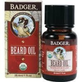 W.S. Badger Organic Beard Conditioning Oil 1 oz