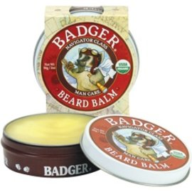 W.S. Badger Organic Beard Balm 2 oz
