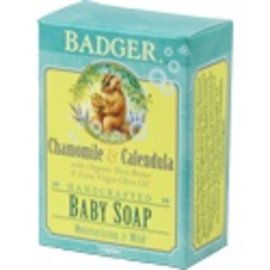 W.S. Badger Chamomile Baby Soap 4oz