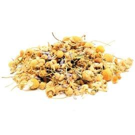 White Heron Tea Organic Chamomile Lavender Tea - Loose
