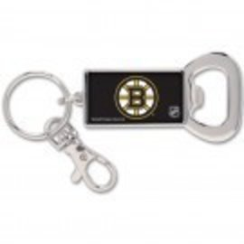 Wincraft Bruins Keychain / Key Ring Bottle Opener