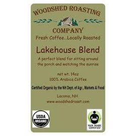 Woodshed Roasting Company WRC Lakehouse Blend Coffee - 10 oz