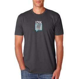 Talk It Up Tees Loyal T-Shirt