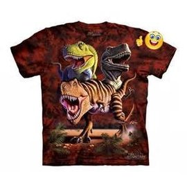The Mountain Rex Collage T-Shirt (Child)