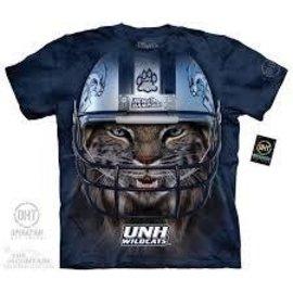 The Mountain Wildcat Warrior Mascot T-Shirt (Child)