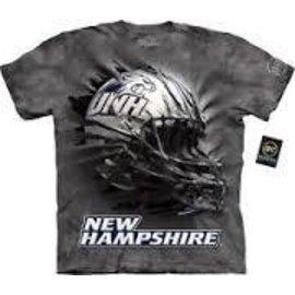 The Mountain UNH Wildcat Helmet T-Shirt (Child)