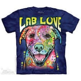 The Mountain Lab Love T-shirt