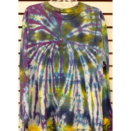 Lynn Head Tie Dye L/S Tshirt