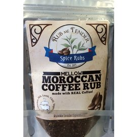 Rub Me Tender Moroccan Coffee Rub