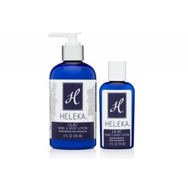 Heleka Companies LLC Heleka Hand and Body Lotion - 2 oz