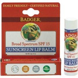 W.S. Badger SPF 15 Sunscreen Lip Balm