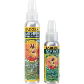 W.S. Badger Anti-Bug Shake and Spray