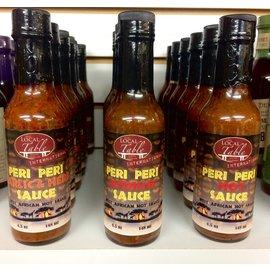 The Farmer's Plate Peri Peri West African Hot Sauce