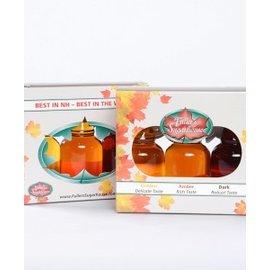 Fuller's Sugarhouse Maple Syrup Sampler