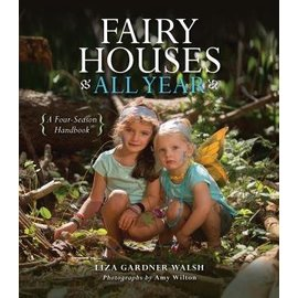 National Book Network Fairy Houses All Year Book