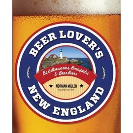 National Book Network Beer Lover's New England