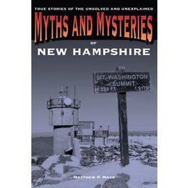National Book Network Myths and Mysteries of New Hampshire Book
