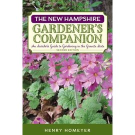 National Book Network New Hampshire Gardener's Companion