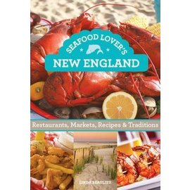 National Book Network Seafood Lover's New England