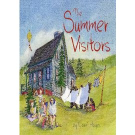 National Book Network The Summer Visitors Book