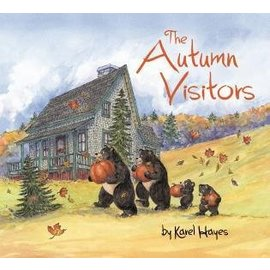 National Book Network The Autumn Visitors