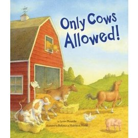National Book Network Only Cows Allowed Book