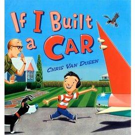 Penguin Random House If I Built A Car