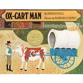 Penguin Random House Ox Cart Man