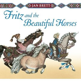 Penguin Random House Fritz and The Beautiful Horses