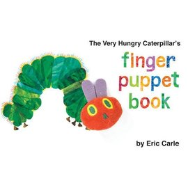 Penguin Random House The Very Hungry Caterpillar's Finger Puppet Book by Eric Carle