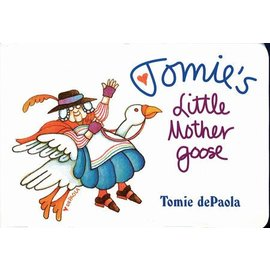 Penguin Random House Tomie's Little Mother Goose by Tomie dePaola
