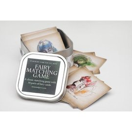 Moss and Grove Fairy Matching Game