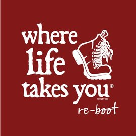 Where Life Takes You Re-boot T-shirt