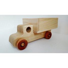 Enjoy Wooden Toys Wooden Pickup Truck