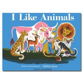 Penguin Random House I Like Animals by Dahlov Ipcar