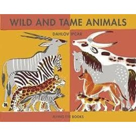 Penguin Random House Wild and Tame Animals by Dahlov Ipcar
