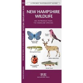 National Book Network NH Wildlife - A Pocket Naturalist Guide